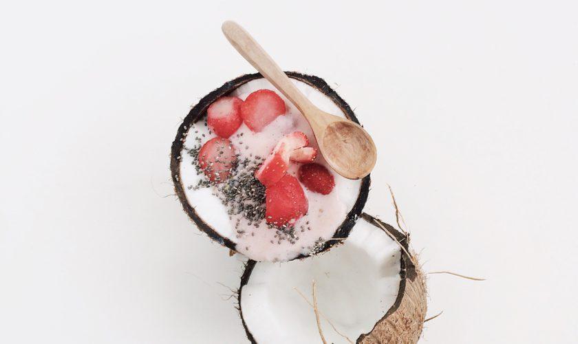 Coconut & Chia Breakfast Pudding