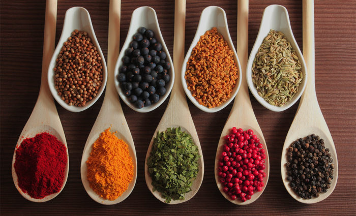 Spices & Seasonings – The Secret to Delicious Food