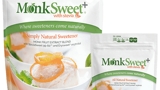Monk Sweet+ with Stevia – An Honest Review