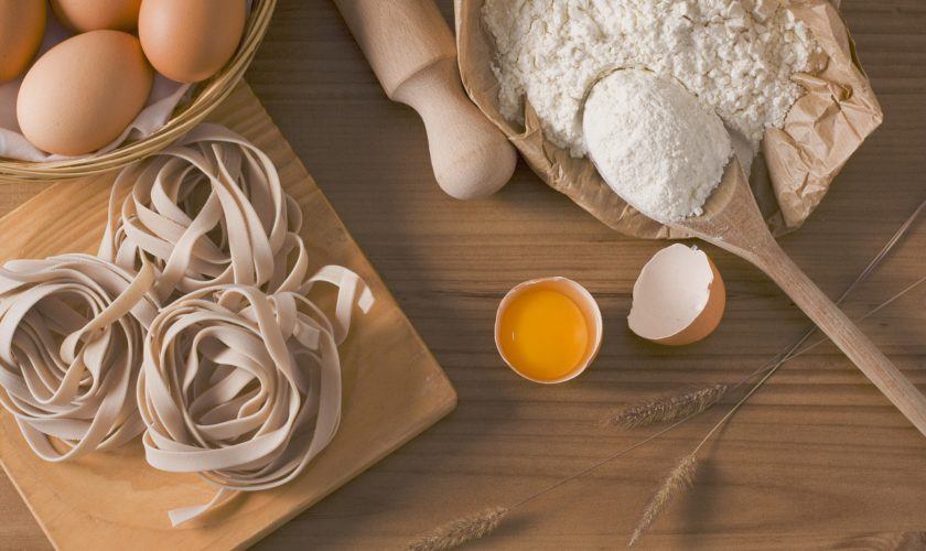 Low Carb Flour Substitutes