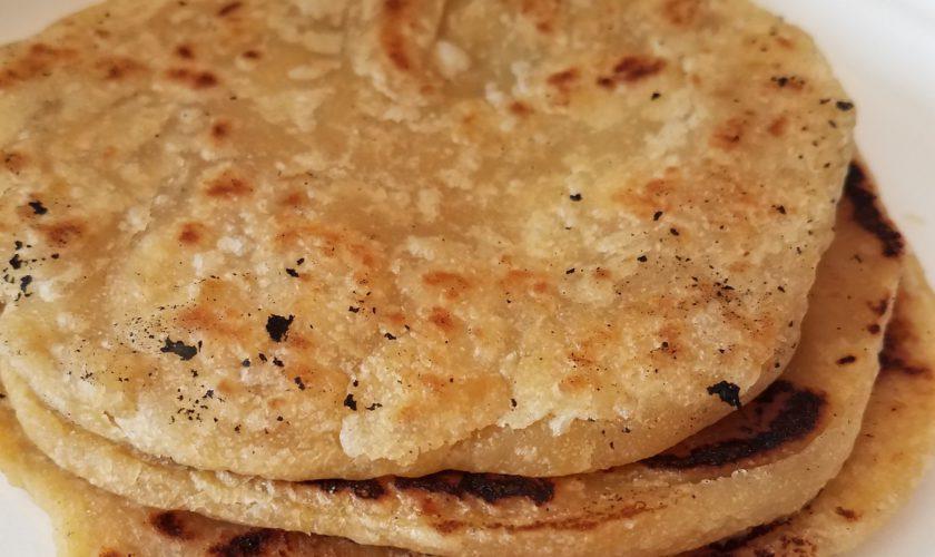 Einkorn Flour Tortillas