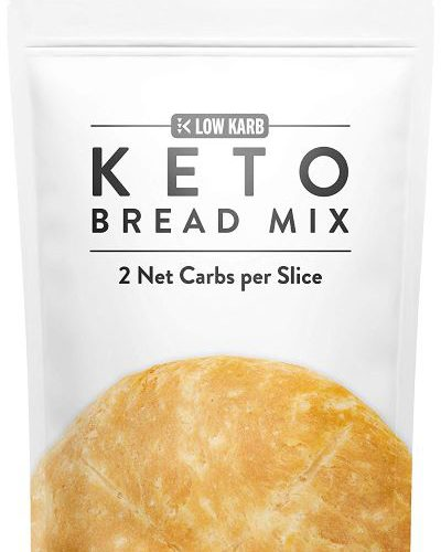 Low Karb Keto Bread Mix Review