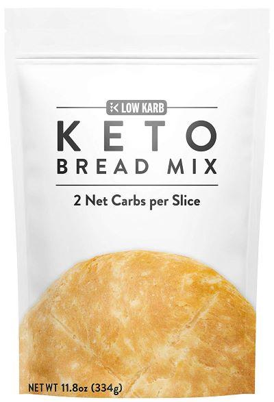 Low Karb Keto Bread Mix Review